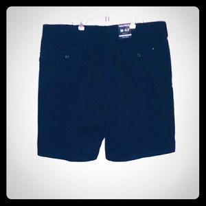 "NWT Nautica, Deck Shorts, Navy, 38"" Waist, Classic"